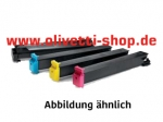 B1181 Original Toner für Olivetti d-color MF3003 / MF3004 / P2130 yellow